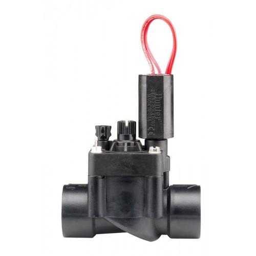 """Electroválvula Hunter PGV 1"""" hembra. 9 V c/reg"""