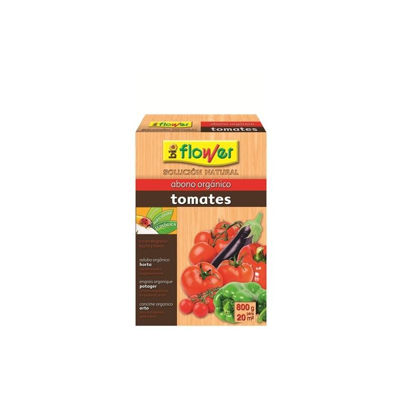 Abono Orgánico Tomates