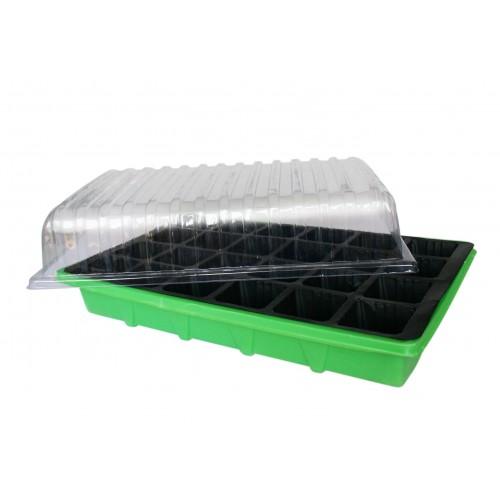 Invernadero plástico grande Pack 3 ud.