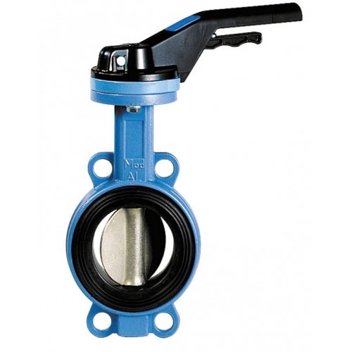 Butterfly valves type KL