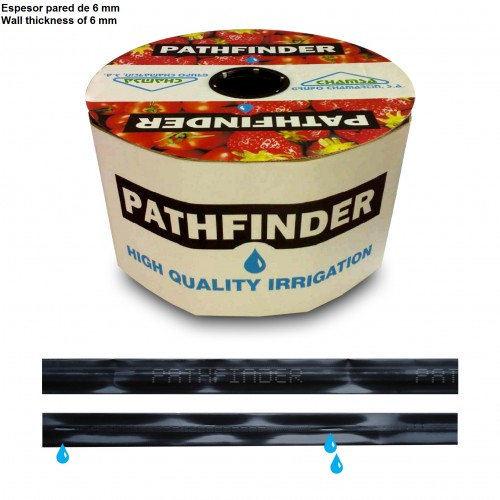 Integrated drip tape thickness 6 mm Pathfinder