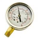 Manómetro de presión
