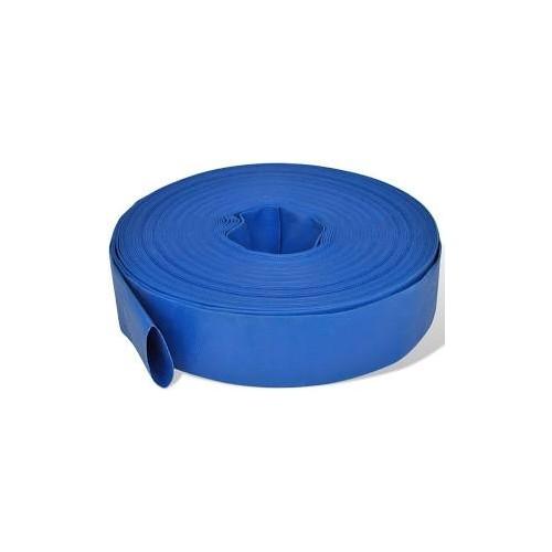 Manguera plana PVC baja presión 100 metros