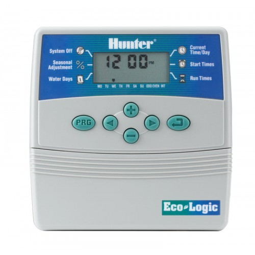 Programador Hunter ECO LOGIC 6 estaciones